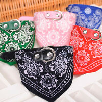 Lovely Pet Dog Scarf Collar Adjustable Puppy Bandana Quality Pet Cat Tie Collar