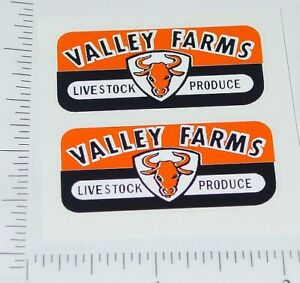 Wyandotte Valley Farms Trailer Sticker Set       WY-029