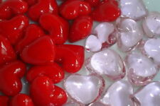 Pink Opaque Jewellery Making Beads
