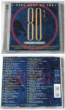 VERY BEST OF THE 80`s (VOLUME 1) , Europe 2 x, ELO, Don Johnson,... DO-CD