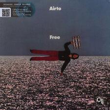 Airto - Free (Vinyl LP - 1972 - EU - Reissue)