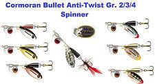 5 20g 50-42005 TOP//NEU Cormoran Bullet Classic Spinner Silber Gr