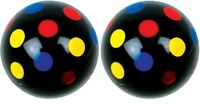 2 x Light Sensory Motion Toy Disco Glide Ball Autism ASD ADH Special Needs 09295