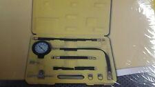 LOT OF 2 NEW Fuel Injection Pump Pressure Gauge Tester Tuner GasTest Tools Case