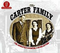 The Carter Family - The Absolutely Essential 3 CD Collection