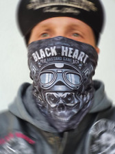 Blackheart Halstuch Skull