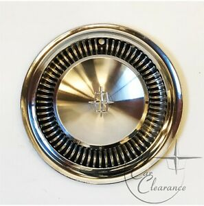 1964-1965 Lincoln Continental Wheelcover (Hubcap) (C4VY1130A)