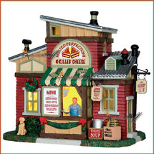 Lemax Christmas Village Melted Perfection Grilled Cheese Year Released: 2017