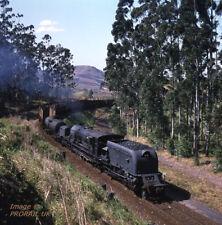 SOUTH AFRICAN RAILWAYS Durrant 6x6 Transparency 343201 GO cl Garratt in Zululand