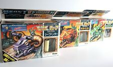 Transformers Beastformers BattleBeasts Tiger Hunter & Sheep Hunter & Stag Hunter