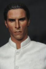 Custom 1/6 Scale Equilibrium Christian Bale Head Sculpt For Hot Toys Figure Body