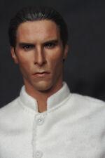 Custom 1/6 Scale Equilibrium Christian Bale Head Sculpt For Hot Toys Figure Body