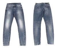 G-Star Midge D-Cody Mid Skinny Blau Denim Damen Jeans W29 L34