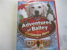 ADVENTURES OF BAILEY - CHRISTMAS HERO - NEW (L74)  {DVD}