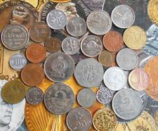 500 Coins LOT - WORLD MIXED COUNTRIES - At least 30 Countries