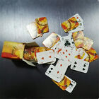 1:12 Miniature Poker Playing Card Dollhouse Scale Dolls House Toy Accessories