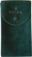 Authentic Rolex Customer Service Case Watch Travel Pouch