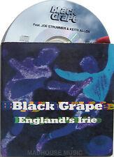 CLASH CD JOE STRUMMER England's Irie PROMO BLACK GRAPE 1996 Football Song UK