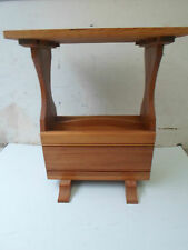 Pine Rectangle Side & End Tables