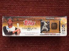 2012 Topps Baseball Complete Set (661) 1970 Roberto Clemente Ring Card