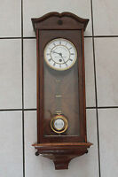 Antique unsigned Lenzkirch Wall Clock