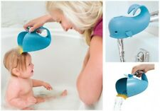 Skip Hop Moby the Whale Spout Cover and Waterfall Bath Rinser FREE SHIPPING