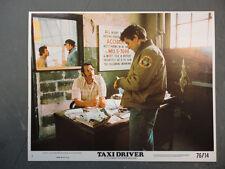 TAXI DRIVER 8 8x10 mini LCs '76 Scorsese. DENIRO,FOSTER & KEITEL. MINT SET.