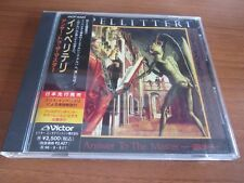 CD - Impellitteri - Answer to the Master (JAPAN VICP-5420)