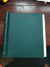 Old Commonwealth Stamp Album With Loads Of Old Stamps