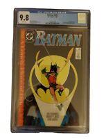 Batman #442 9.8 CGC (Dec 1989, DC)