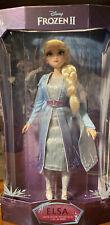 NIB Disney frozen II Elsa limited edition 1 of 6800 designer doll