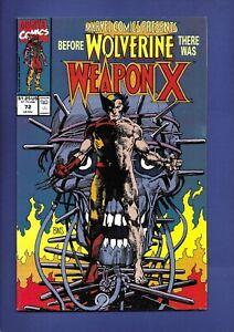Marvel Comics Presents #72 - Wolverine Weapon X -  VF/NM