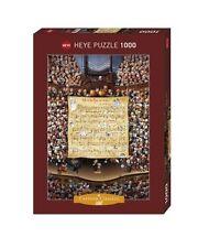 1000 PIECE JIGSAW PUZZLE HY29564 - Heye Puzzles - Cartoon ,  Score, Loup