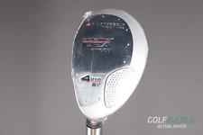 NEW Adams i-WOOD 4 Hybrid 21° Regular Left-Handed Steel Golf Club #2268