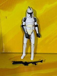 Star Wars - The Clone Wars Loose - Clone Trooper (AT-TE Assault Squad)