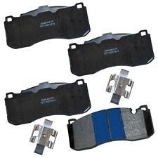 Disc Brake Pad Set-Stop Semi-Metallic Brake Pad Front Bendix SBM1371