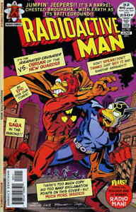 Radioactive Man (Vol. 2) #197 VF/NM; Bongo | save on shipping - details inside