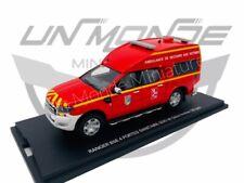 Ford Ranger BSE Ambulance Pompiers - Alarme 1/43