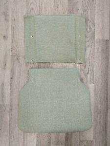 Meditek E120 stairlift soft back Seat Upholstery