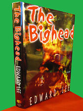 EDWARD LEE SIGNED LIMITED The Bighead AUTHOR PREFERRED Version Archived NEW!