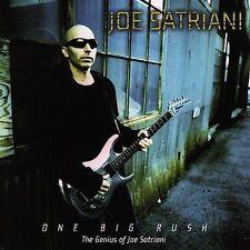 "JOE SATRIANI, CD ""ONE BIG RUSH"" NEW SEALED"