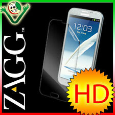 Pellicola frontale ZAGG HD per Samsung Galaxy Note 2 II N7100 invisibleSHIELD