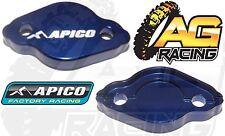 Apico Azul Freno Trasero Cilindro Maestro Funda Para Yamaha Wr 450f 04-13 Motocross