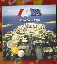 Malta  BU  SET 2008   UITGIFTE  VAN  DE  POST           OP VOORRAAD