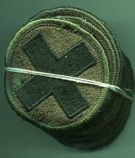 Dealer lot of 20 US Army 33RD INFANTRY DIVISION OD SUBDUED Patches
