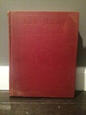 1928 NEW JERSEY - LIFE, INDUSTRIES & RESOURCES ~ NJ State Chamber of Commerce