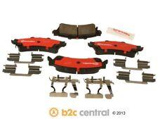 Brembo Ceramic Brake Pad Set With Shims fits 1999-2005 GMC Sierra 1500 Safari Yu