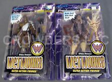 McFarlane Toys Whilce Portacio's Wetworks FRANKENSTEIN & DELTA COMMANDER NIP '96