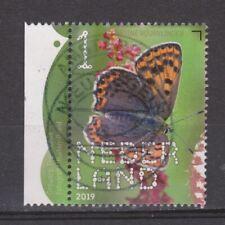 NVPH Nederland Netherlands nr 3754 bruine vuur vlinder mariposa butterfly 2019