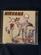 Nirvana Signed Incesticide CD Kurt Cobain